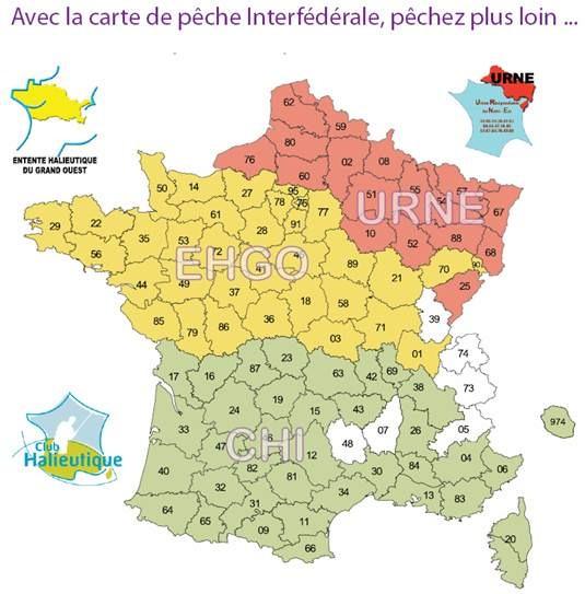 Carte CHI - EHGO - URNE